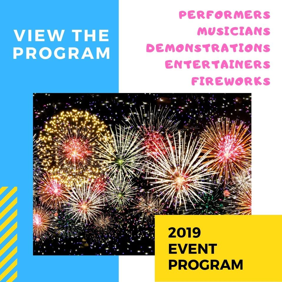 Event Program for 2019